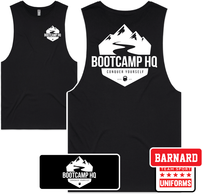 Bootcamp HQ - Barnard Training Top (Mens)