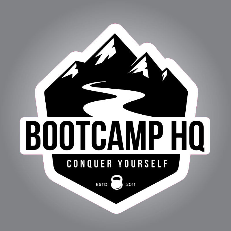 Bootcamp HQ - Stickers