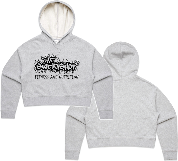 TSS - Premium Crop Top Hoody
