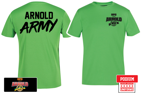 Arnold Classics - Event Tees