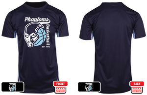 Fosters Phantoms Basketball Club - Supporter/Training T-Shirt