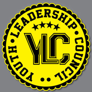 Youth Leadership Council - Stickers