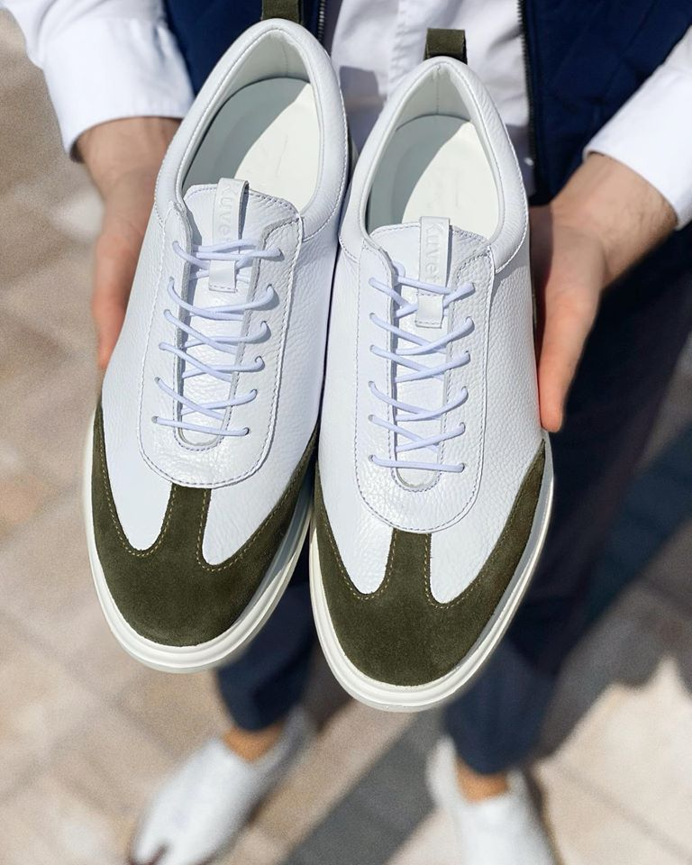 Sneakers S3 - Kuvet Shoes