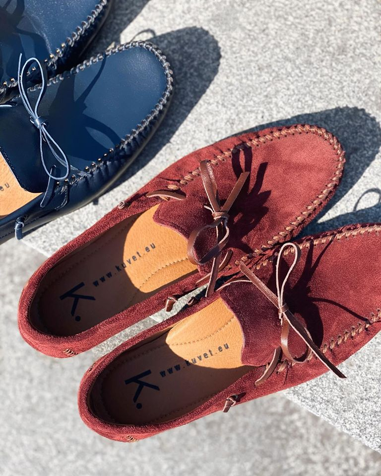 Moccasin M2 - Kuvet Shoes