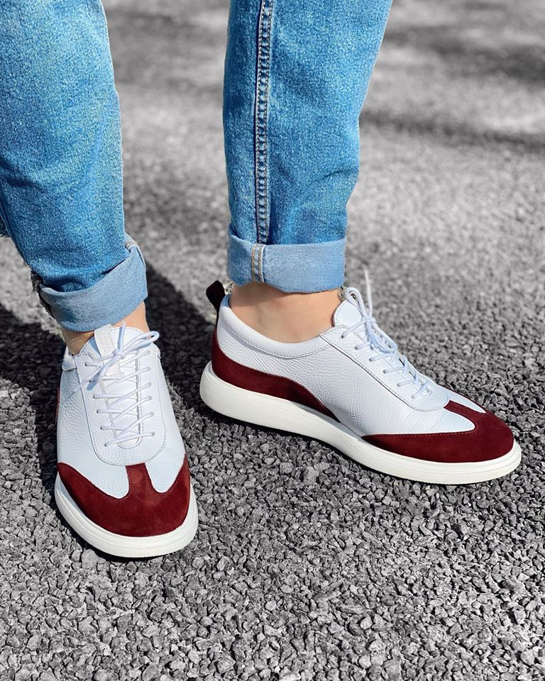 Sneakers S2 - Kuvet Shoes