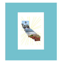 Load image into Gallery viewer, California Love 5 x 7 Art Print