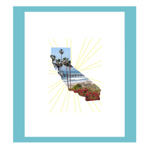 Load image into Gallery viewer, California Love 8 x 10 Art Print