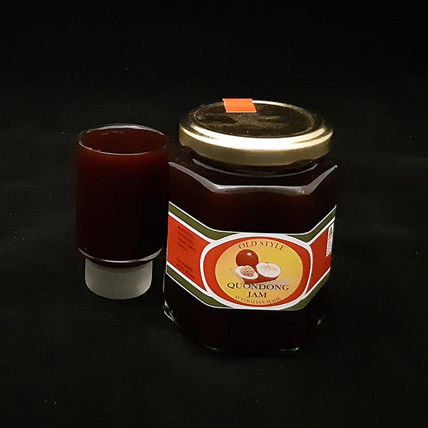 Quandong Lady Old Style Quandong Jam