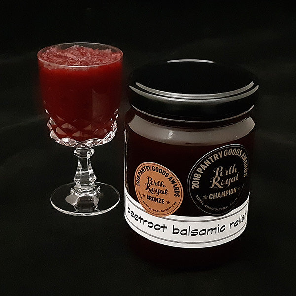 Sail-A-Way Beetroot Balsamic Relish