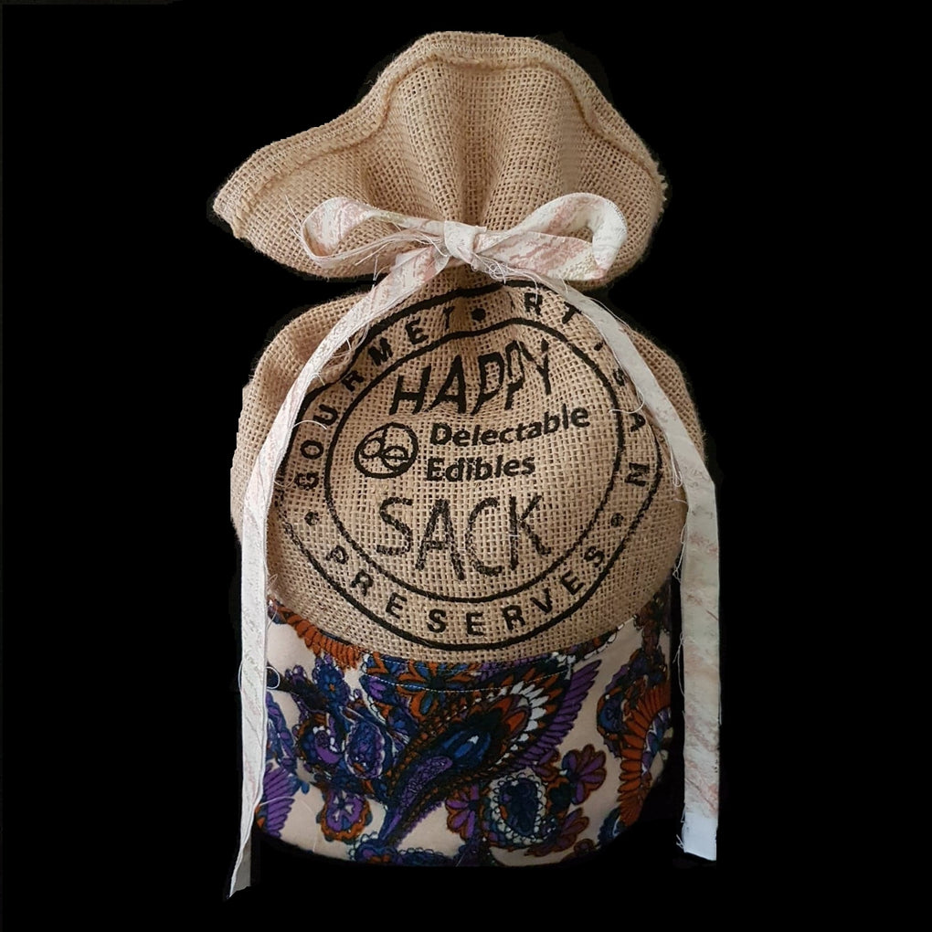 Very Happy Sack gourmet gift bag