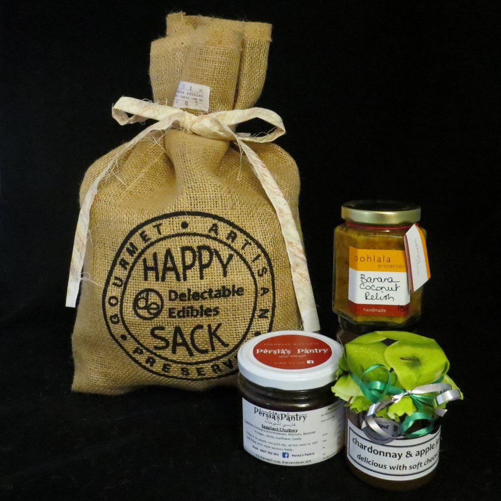 Happy Sack chutney collection #2