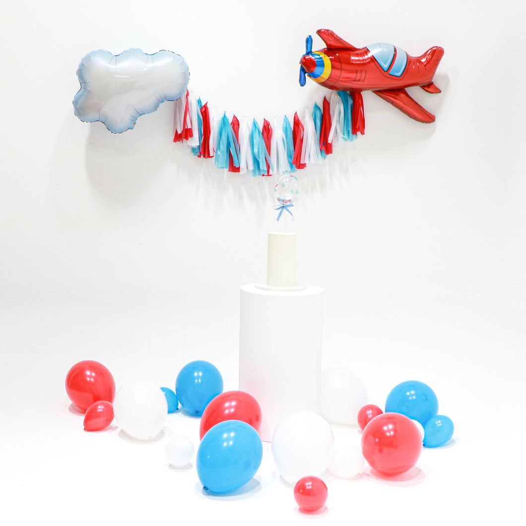 Airplane Party Pack (Deflated)