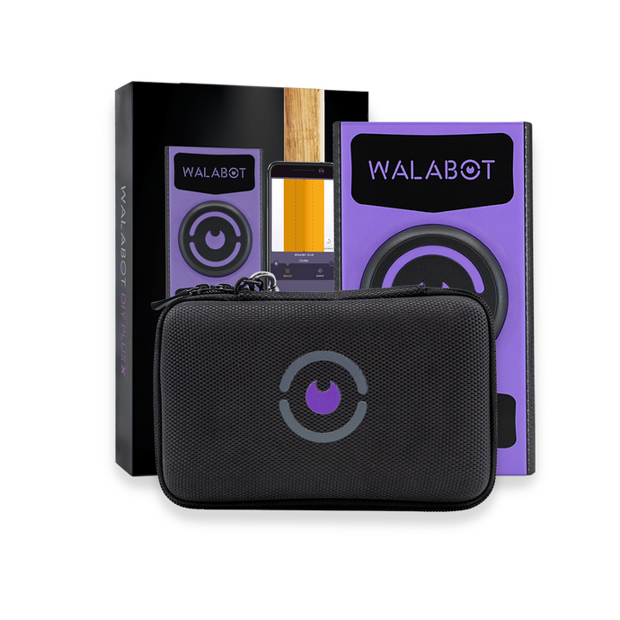 Walabot DIY Plus X Deluxe Bundle - Walabot - Advanced Stud Finder