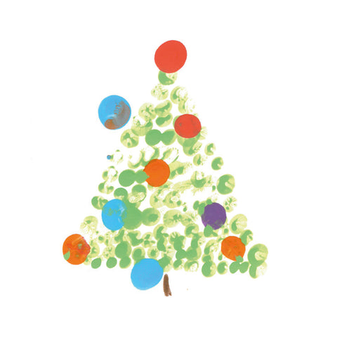 'Tree' by Kayleigh - Pack of 10 Christmas cards