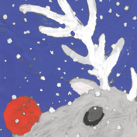 'Rudolph' by Maisie - Pack of 10 Christmas cards