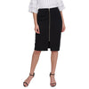 Front Zip pencil skirt