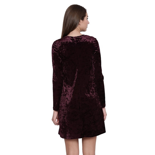 Holland Velvet Dress