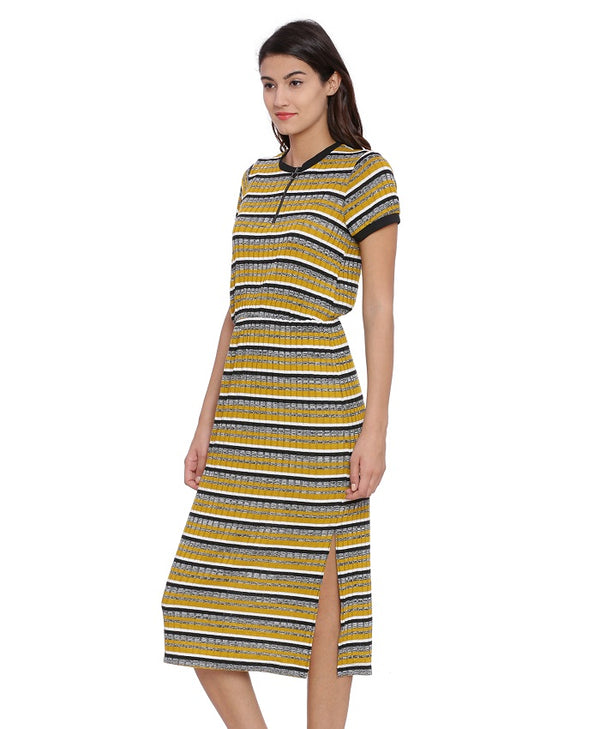 Valerie Midi Dress