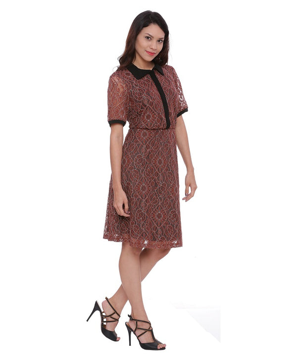 Harper Lace Dress