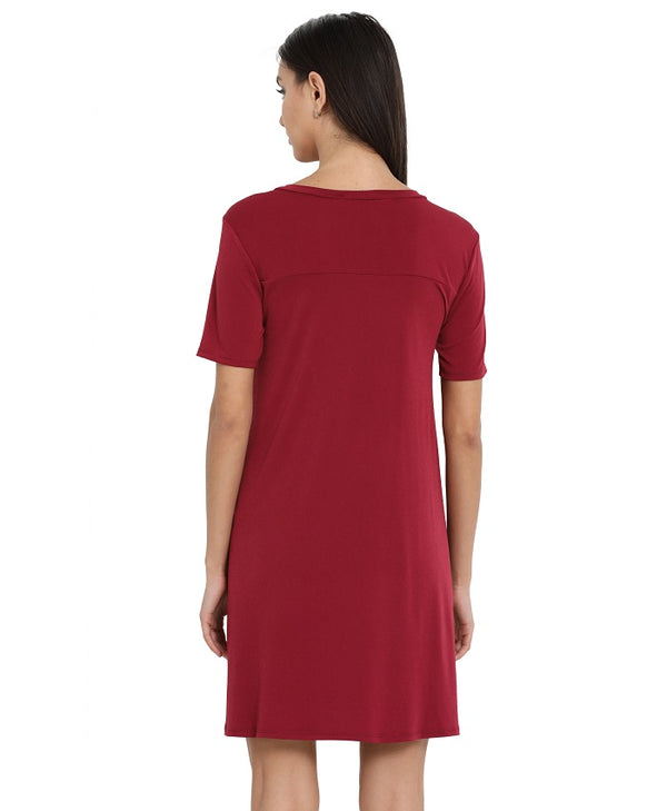 Leslie T-shirt Dress