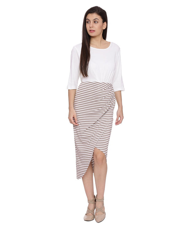 Loanna Asymmetrical Skirt