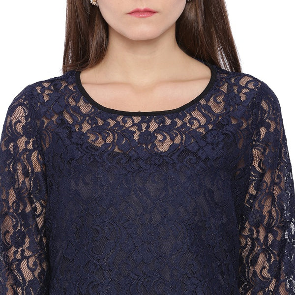 Blue Lace top