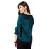 products/bottle_green_satin_bell_sleeve_top_2.jpg