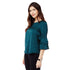 products/bottle_green_satin_bell_sleeve_top_3.jpg