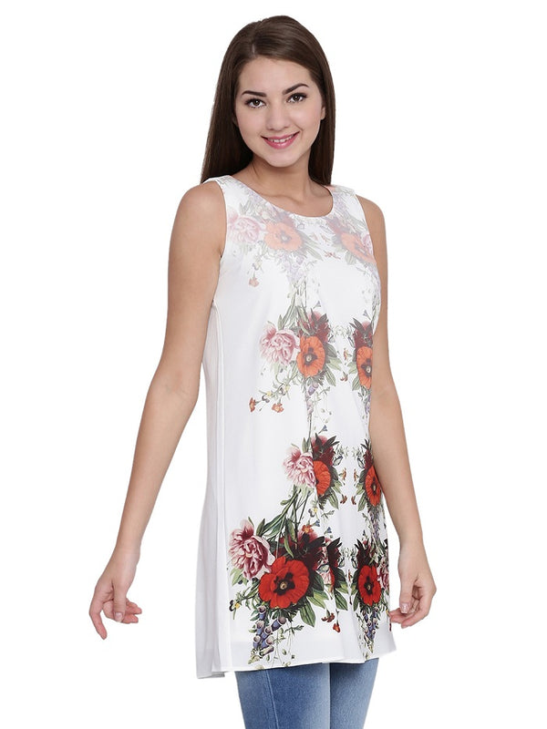 Floral Beauty' Tunic