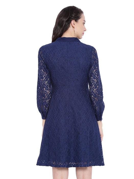 western party dresses,party dresses online india,western outfits online shopping,party wear dresses,navy party wear dress