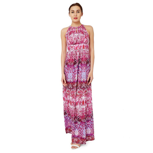 Pink Silk Touch Maxi
