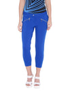 Royal Blue Capri