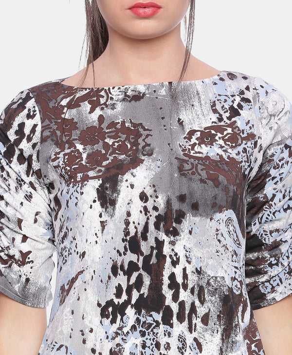 Spacesafri Printed Tunic