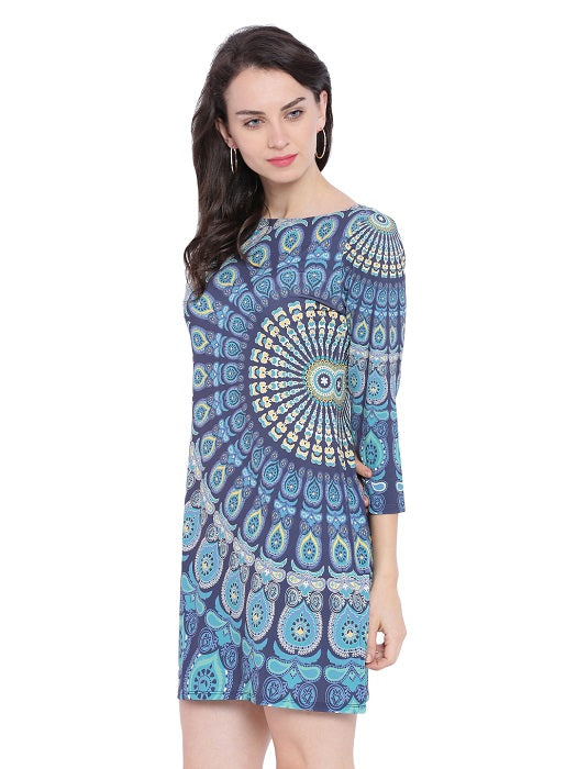 Digital Printed Tunic