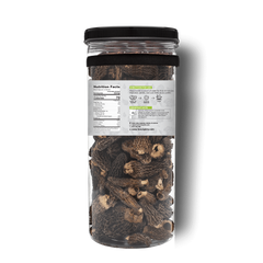 The American Dream, 4 Pounds of Morels, 80 Ounce Jar
