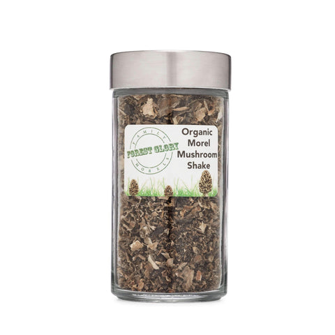 Dried Morel Mushrooms - Morel Mushroom Shake/Seasoning