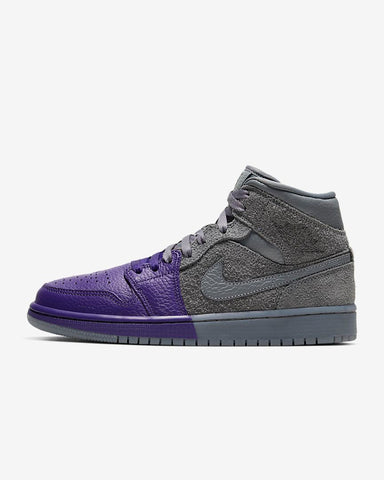 Field Purple Cool Grey Air Jordan 1 Mid