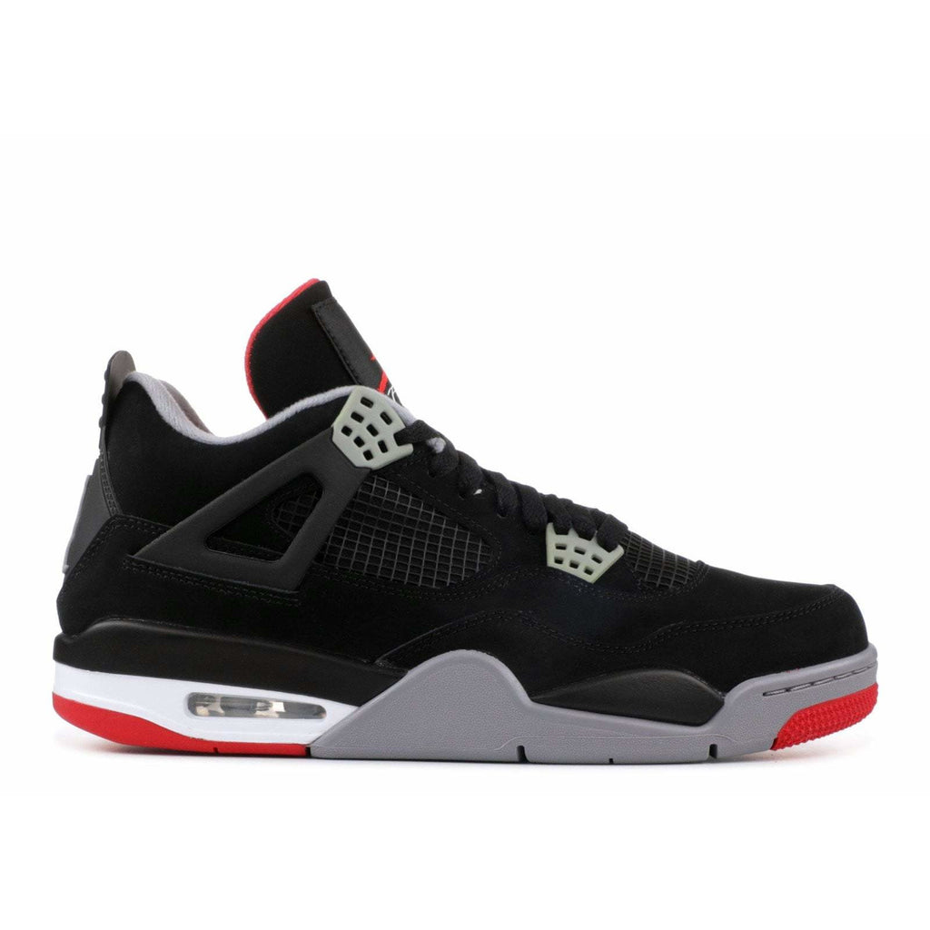 Air Jordan IV Retro Bred 2019 Version - Authentic limited sneakers at HDG.sales