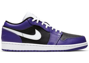 Air Jordan 1 Low Court Purple - HDG.sales