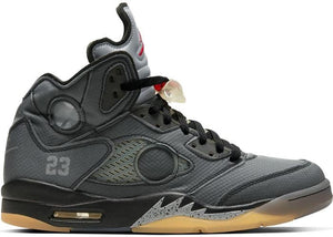 Nike x Off-White Air Jordan 5 Black - HDG.sales