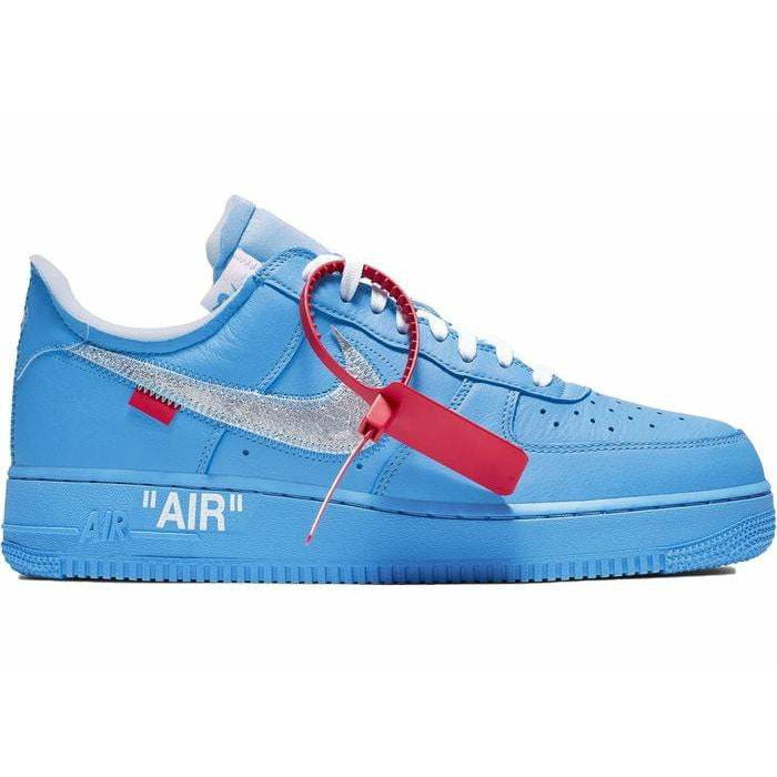 Nike x Off-White MCA Air Force 1 Blue - Authentic limited sneakers at HDG.sales