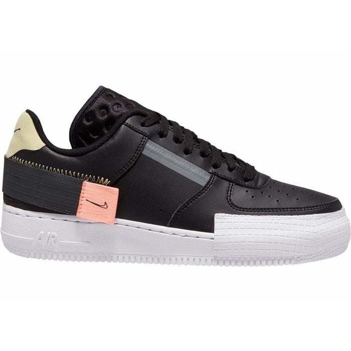 Air Force 1 Type Black - Authentic limited sneakers at HDG.sales
