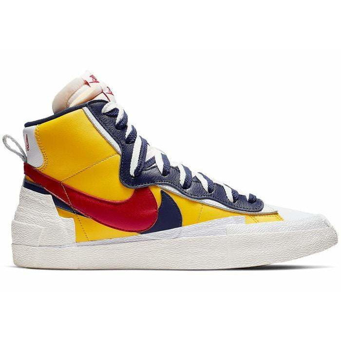 Nike LD Blazer Sacai Snow Beach - Authentic limited sneakers at HDG.sales