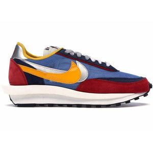 Nike LD Waffle Sacai Blue Multi - Authentic limited sneakers at HDG.sales