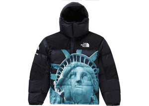 Supreme x The North Face Baltoro Statue Of Liberty Black - HDG.sales