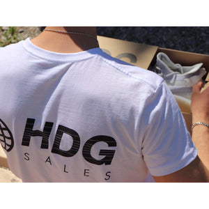 HDG.sales T-Shirt White - Authentic limited sneakers at HDG.sales
