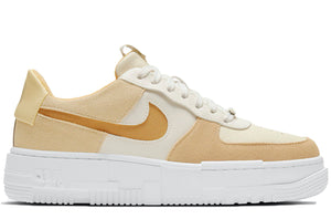 Air Force 1 Low Pixel Sail Coconut Milk (W)