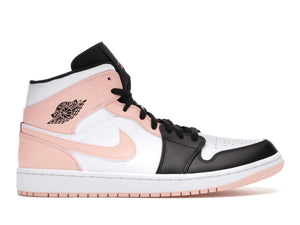 Air Jordan 1 Mid Crimson Tint Toe