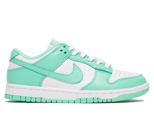 Nike Dunk Low Green Glow (W)