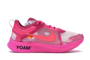 Nike x Off-White Zoom Fly Pink - Authentic limited sneakers at HDG.sales